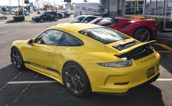 Porsche 911 R-million-dollar-0