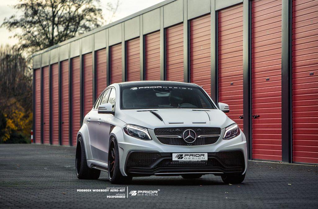 Prior Design Mercedes GLE Coupe - Mercedes GLE Forum