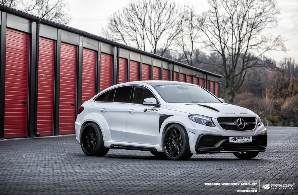 prior design mercedes gle coupe mercedes gle forum. Black Bedroom Furniture Sets. Home Design Ideas