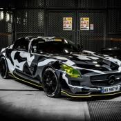 RENNtech Mercedes SLS Arctic Camo-1