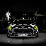 RENNtech Mercedes SLS Arctic Camo-8