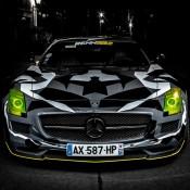 RENNtech Mercedes SLS Arctic Camo-9