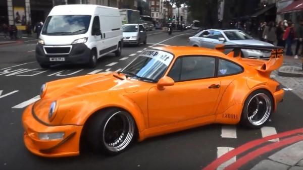RWB Porsche 911 London