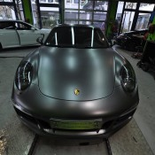 Satin Metallic Grey Porsche 991 GTS-2