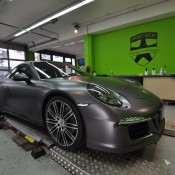 Satin Metallic Grey Porsche 991 GTS-3