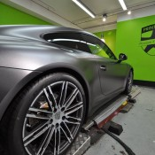 Satin Metallic Grey Porsche 991 GTS-9