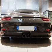Slate Grey Porsche 911 R 11 175x175 at Slate Grey Porsche 911 R Inspired by Steve McQueen