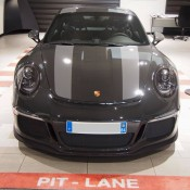 Slate Grey Porsche 911 R 2 175x175 at Slate Grey Porsche 911 R Inspired by Steve McQueen