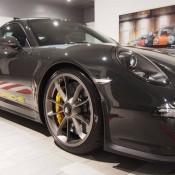 Slate Grey Porsche 911 R 4 175x175 at Slate Grey Porsche 911 R Inspired by Steve McQueen