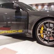 Slate Grey Porsche 911 R 5 175x175 at Slate Grey Porsche 911 R Inspired by Steve McQueen