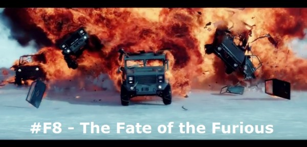 The Fate of the Furious - Furious 8 Trailer