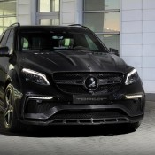 TopCar Mercedes GLE Guard-1