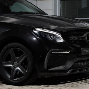 TopCar Mercedes GLE Guard-3