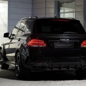 TopCar Mercedes GLE Guard-4