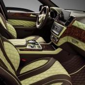 TopCar Mercedes GLE Guard-8