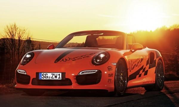 Wimmer RST Porsche 991 Turbo S-0