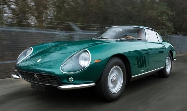 1965 Ferrari 275 GTB Scaglietti-0