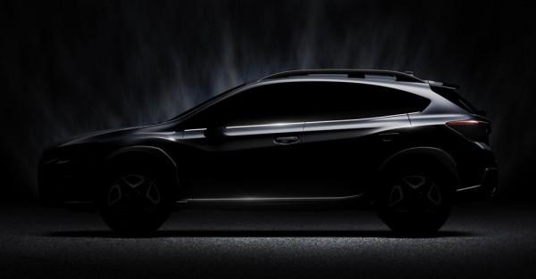 2018 Subaru Crosstrek teaser