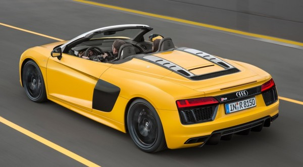 Audi R8 Spyder Price-2