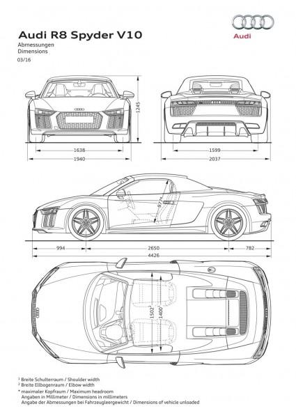 Audi R8 Spyder Price-3