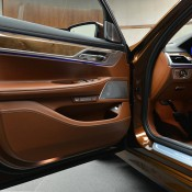 Chestnut Bronze Alpina B7-12
