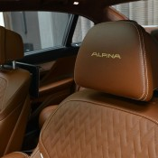 Chestnut Bronze Alpina B7-19