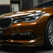 Chestnut Bronze Alpina B7-26