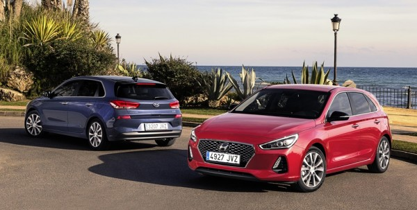 Hyundai i30 UK-2
