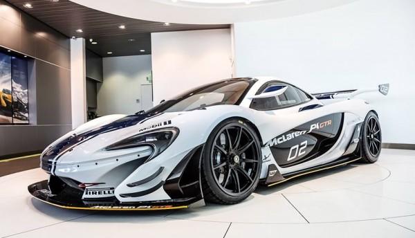McLaren P1 GTR sale nb-0