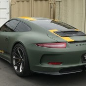 RDBLA Porsche 911 R 1 175x175 at RDBLA Porsche 911 R with Special Wrap