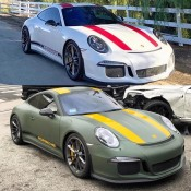RDBLA Porsche 911 R 6 175x175 at RDBLA Porsche 911 R with Special Wrap