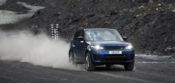 Range Rover Sport SVR sprint 2 600x286 at Range Rover Sport SVR Is an All Terrain Speed Machine