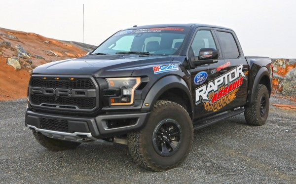 Ford Performance Racing School for 2017 Raptor Owners
