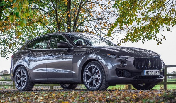 levante test 600x351 at Harry Metcalfe Goes In Depth with Maserati Levante