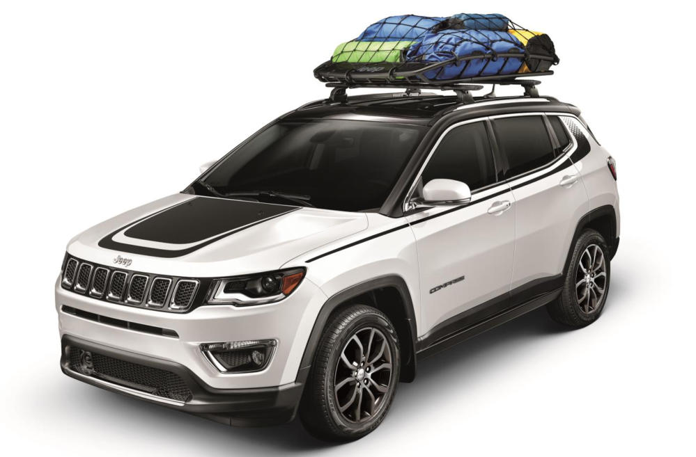 mopar accessories for 2017 jeep compass. Black Bedroom Furniture Sets. Home Design Ideas