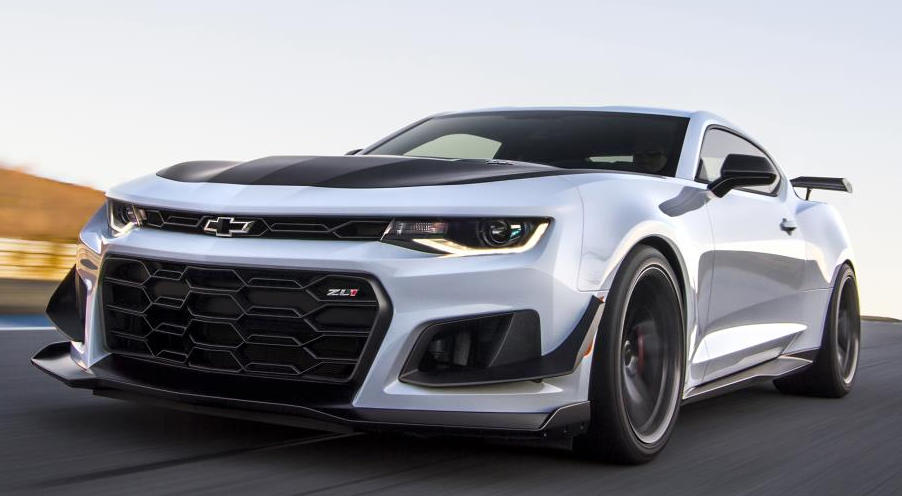 2018 Chevrolet Camaro ZL1 1LE 0 at Official: 2018 Chevrolet Camaro ZL1 1LE