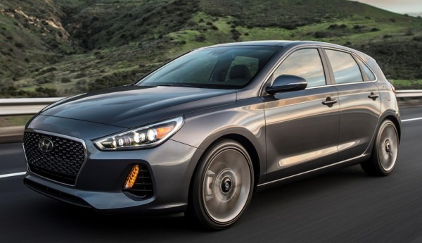 2018 Hyundai Elantra GT 600x345 at 2018 Hyundai Elantra GT Goes Official