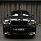 BMW X4 M Sport Package 3D-2