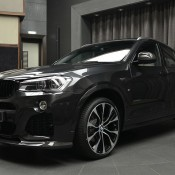 BMW X4 M Sport Package 3D-3