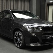 BMW X4 M Sport Package 3D-4