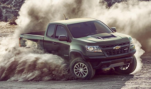 Chevrolet Colorado ZR2 MSRP-1