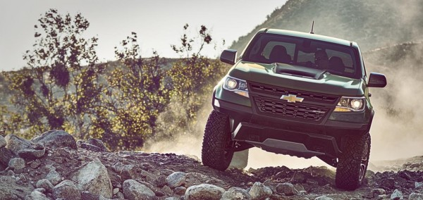 Chevrolet Colorado ZR2 MSRP-2