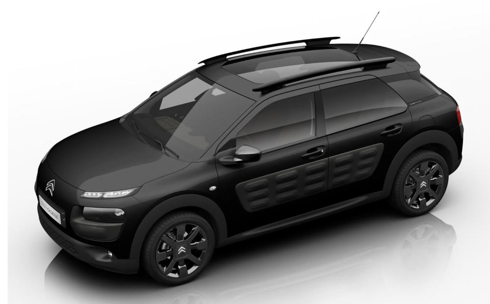 citroen c4 cactus onetone launches in uk. Black Bedroom Furniture Sets. Home Design Ideas