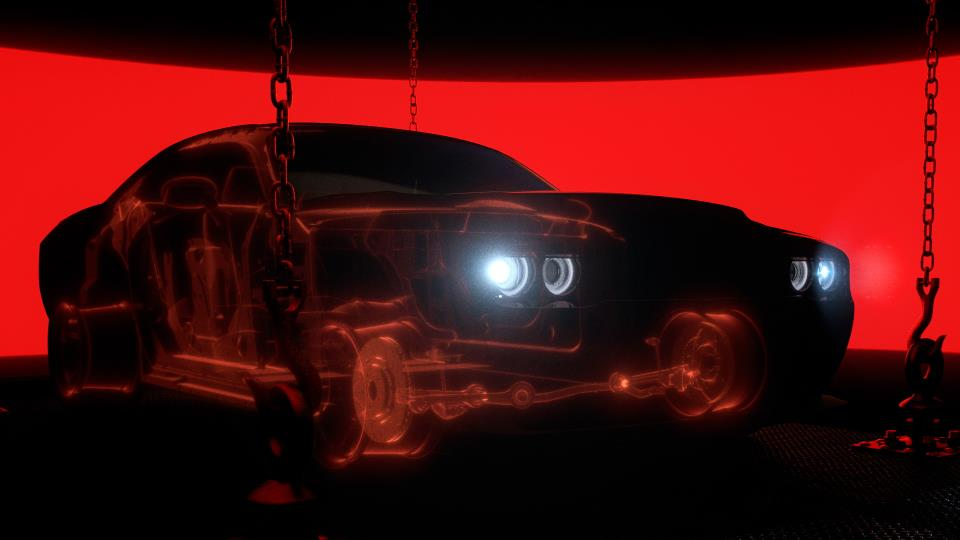 Dodge Challenger SRT Demon 1 at Dodge Challenger SRT Demon Set for Exclusive Reveal
