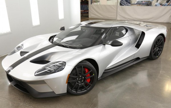 Ford GT Competition Series 0 600x379 at Official: Ford GT Competition Series