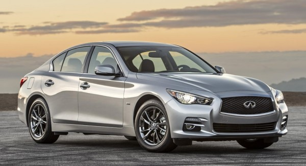 Infiniti Q50 and QX80 Signature Edition-0
