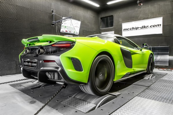 McLaren 675LT Mcchip 2 600x400 at McLaren 675LT Gets a Boost from Mcchip