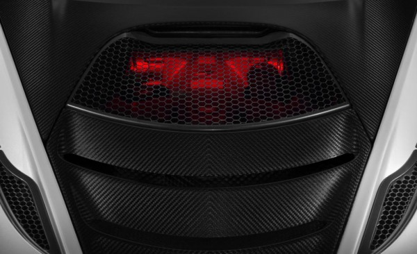 McLaren Super Series 4L V8 600x366 at McLaren P14 Initial Specs Revealed: New 4.0 Liter V8