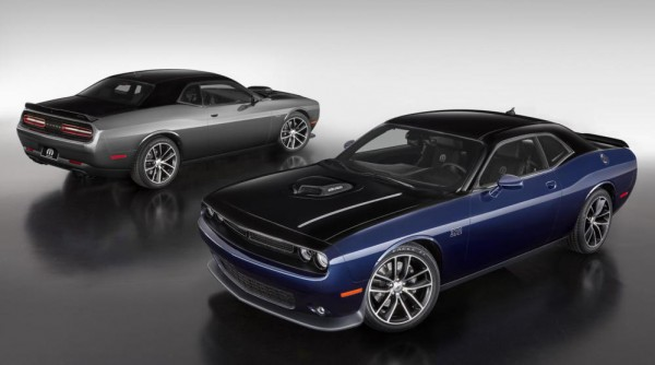 Mopar 17 Dodge Challenger 0 600x334 at Official: Mopar 17 Dodge Challenger