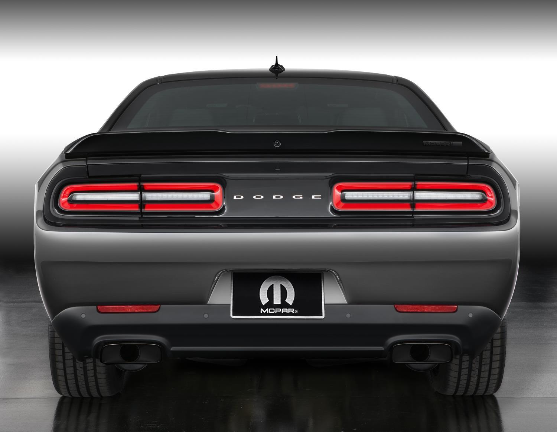 Official: Mopar '17 Dodge Challenger
